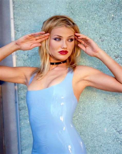 How Is Cameron Diaz by Photo Hogz Cameron Diaz Blue Dress Gallery