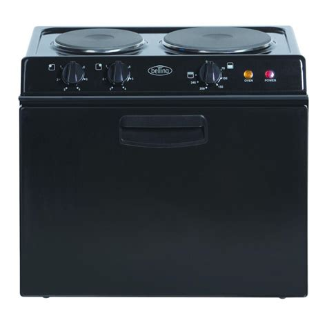 table top cooker belling baby121rk table top cooker black