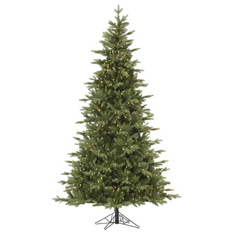 12 foot artificial balsam fir christmas tree italian led