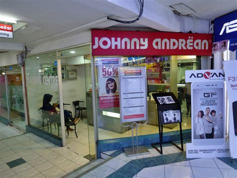 Make Up Salon Johnny Andrean johnny andrean salon semarang plasa simpanglima semarang