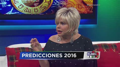 predicciones 2016 univision predicciones de vivian carla para el 2016 univision