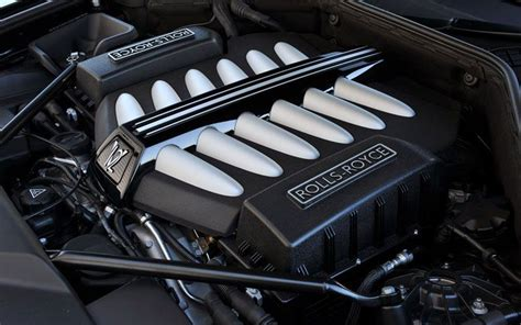 2011 rolls royce ghost engine 2
