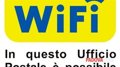 ufficio postale piove di sacco poste italiane wi fi gratuito anche nell ufficio di 7