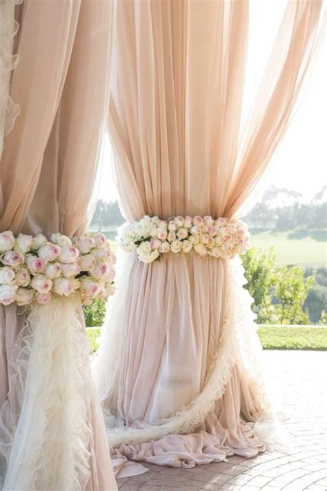wedding curtains decor wedding decor ideas 1919763 weddbook