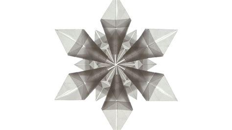 origami snowflake origami snowflake jo nakashima doovi