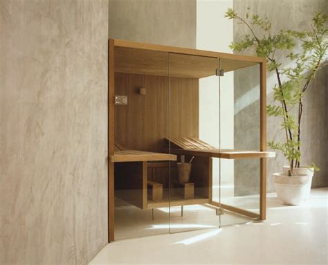 bagno turco effegibi sauna design air by effegibi
