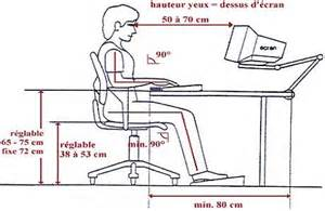 3 conseils adopter bonne posture au bureau