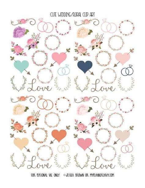 cute wedding planner printable 25 best ideas about wedding clip art on pinterest clip