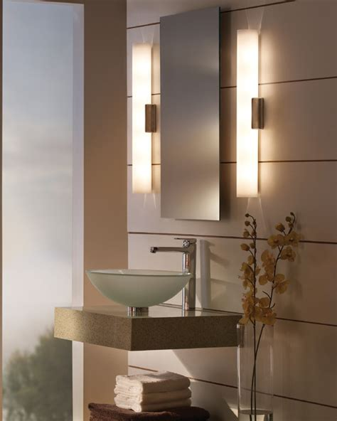 bathroom lighting and mirrors design solace bath bathroom vanity lighting by tech lighting