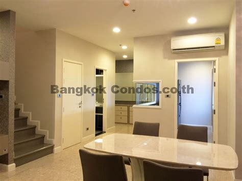 2 bedroom condo for rent bangkok rent duplex condo the crest sukhumvit 34 2 bedroom for