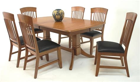 dining table and chair sets suburban home trestle dining table and chair set broadway