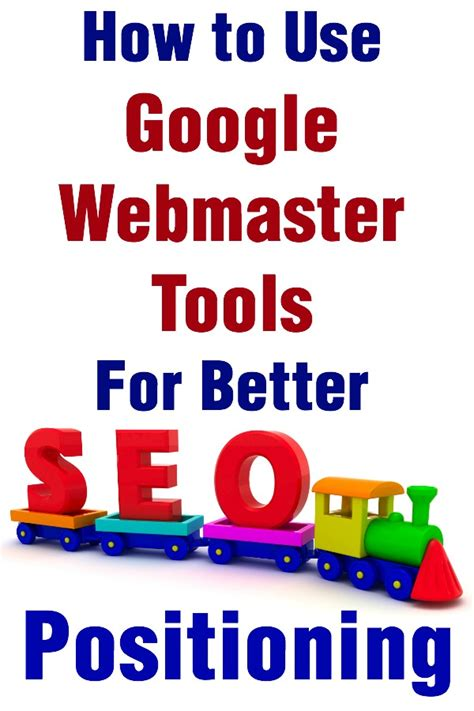 Webmaster Tools how to seo using webmaster tools compsmag