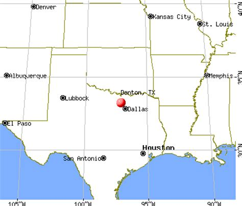 map denton texas denton texas map and denton texas satellite image