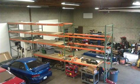 How Much Does A Rack Of Cost by Pallet Rack Much Do Pallet Racks Cost