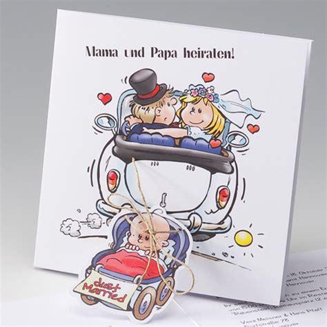 Hochzeitseinladung Auto by Lustige Hochzeitskarten Mit Baby