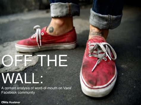 slippers commercial the wall a content analysis of word of