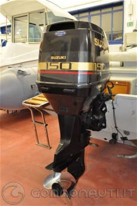 Suzuki Dt 150 Joker Boat Clubman 22 1994 Suzuki Dt150 2t 2 7 Efi Anno