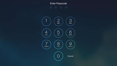 pattern password iphone how to bypass a forgotten passcode on iphone or ipad hack