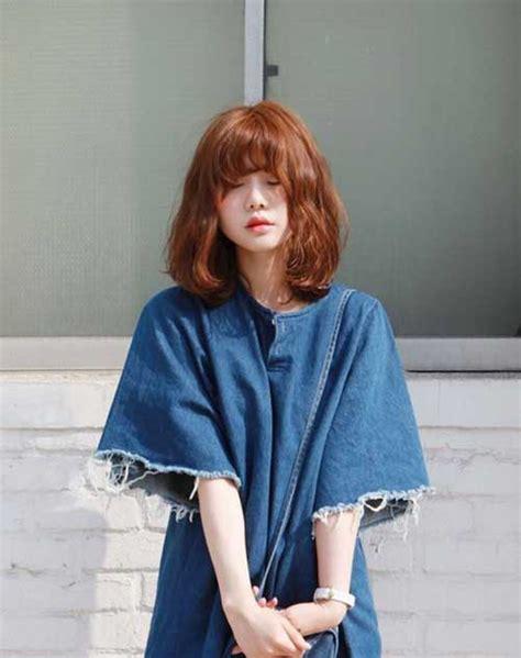 Korean Hairstyle To Medium by 10 Korean Bob Haircut Bob Hairstyles 2017