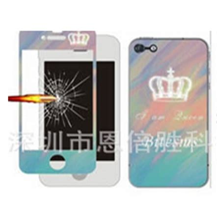 Tempered Glass And Painted Phone For Iphone 5 tempered glass and painted phone for iphone 6 001 jakartanotebook