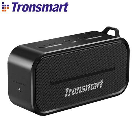 tronsmart element t2 bluetooth 4 2 speaker outdoor water