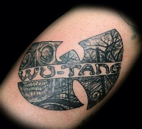 wu tang tattoo tattoos pinterest