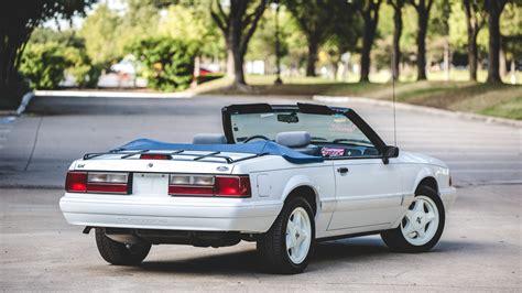 1992 mustang lx 1992 ford mustang lx convertible f142 1 dallas 2016