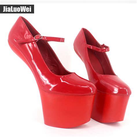 8 inch platform high heels jialuowei 8 inch high heels strange