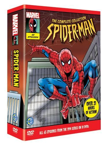 Tas Swat spider complete animated series dvd 90s 163 15 60