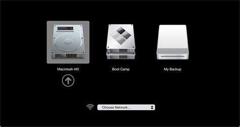 how to choose a startup disk on your mac apple support