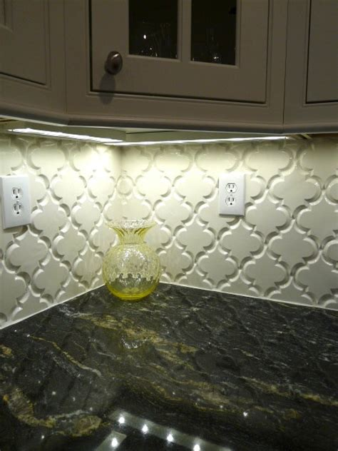 moroccan tiles kitchen backsplash job photos traditional new york by stamford marble