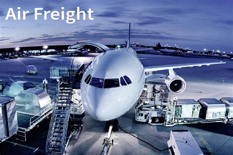 fast and efficient shipping service air freight cargo