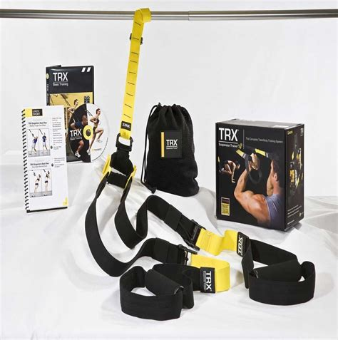 trx suspension trainer basic kit door anchor 129 99 shipped