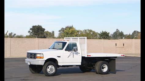 readers rides february 2014 4 wheel off road magazine 1997 ford f350 dump truck 1997 ford f flatbed dump truck