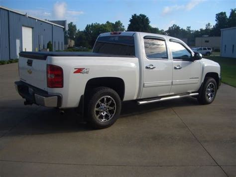 2012 Silverado Z71 by Purchase Used 2012 Chevy Silverado Z71 4x4 Clean Crew Cab