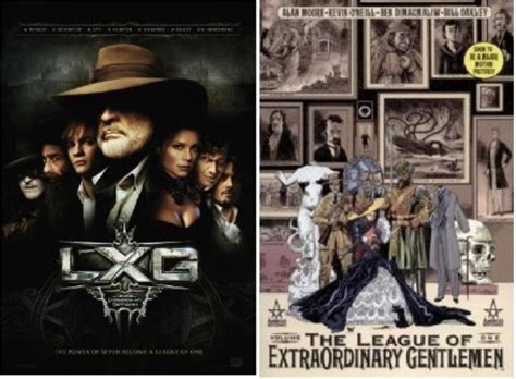 the league of extraordinary gentlemen 2003 rotten tomatoes guest post 5 films that just don t get the book bang2write