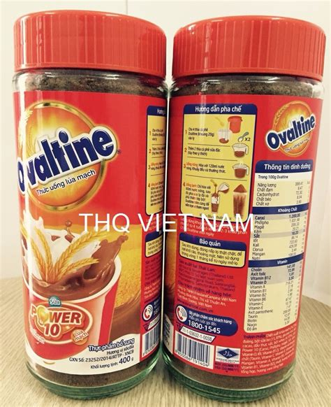 Ovaltine 3 In 1 Thailand thq 1 ovaltine thailand origin jar 400gr buy