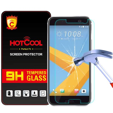 Istomp Screen Protector Tempered Glass Htc 10 M10 htc 10 htc one m10 screen protector hotcool tempered