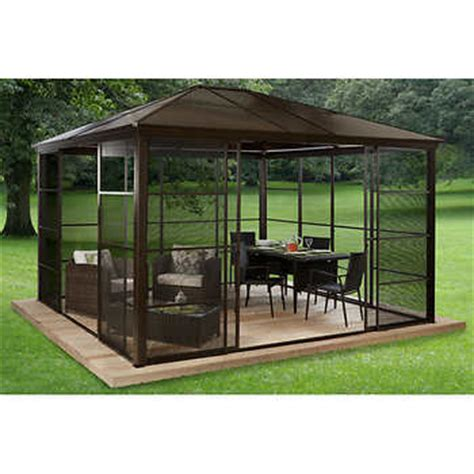 Screen House by Sojag Castel 12 X 14 Screen House