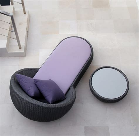 circle chaise lounge cool chaise lounge circle by lebello