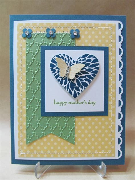Handmade Mothers Day Cards - savvy handmade cards happy s day card