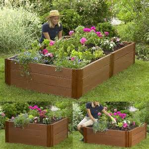 plastic raised garden beds 10 sustainable garden products for a more earth friendly