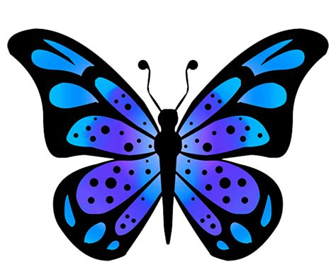 clipart farfalle butterfly clipart