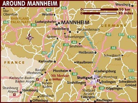 manheim germany map germany map mannheim
