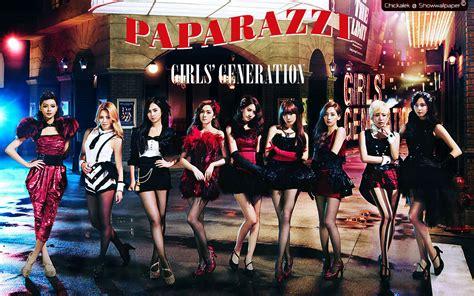 Cd Generation Paparazzi news generation s paparazzi topped itunes japan chart daily k pop news