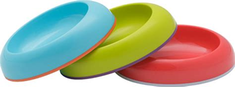 Boon Dish Edgeless Stay Put Bowl Blue Green Orange 1 boon announces exciting new baby feeding products