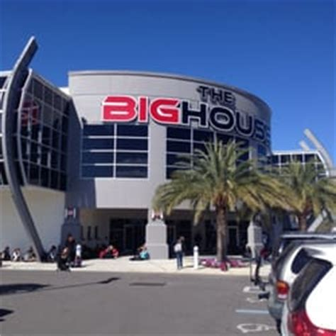 The Big House Sports Complex Stadiums Arenas Tavares Fl Yelp