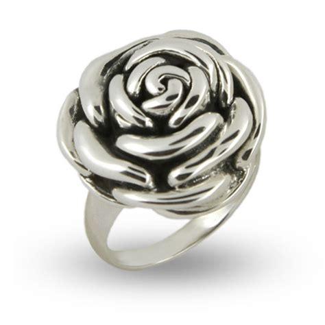 designer inspired sterling silver ring