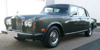 Silver Rolls Royce Rolls Royce Silver Shadow Ii Information And Photos