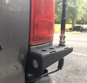 96 02 toyota 4runner driver side cb antenna mount ebay